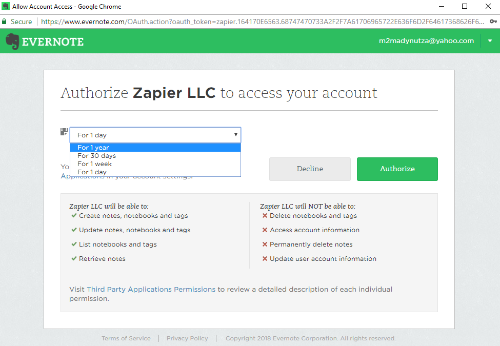 How to backup your snippets in Evernote- Snippet